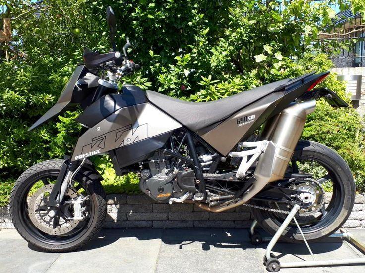 ≥ KTM 690 sm prestige - Motoren | KTM - Marktplaats.nl