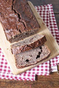Havermout choco cake