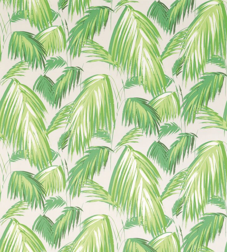 Tropical Interior Trend | Tropicana Fabric by Matthew Williamson | Jane Clayton