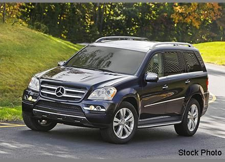 Mercedes GL450 -- in LOVE with my new car :)