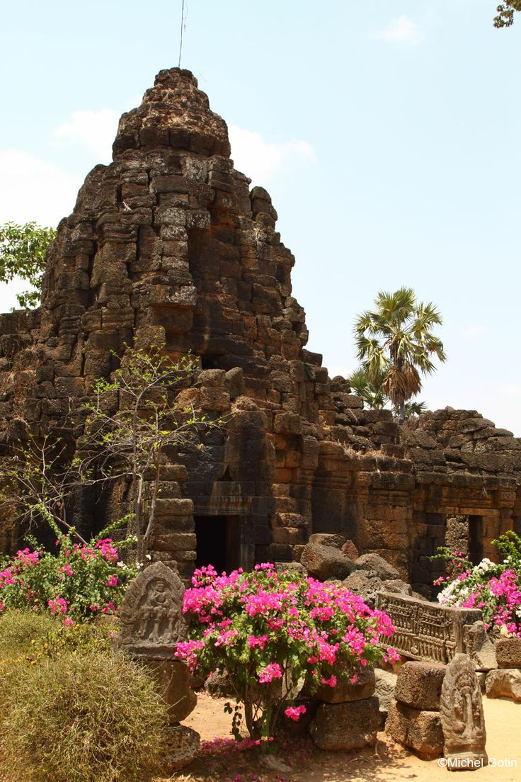 #Cambodia - Tonle Bati Ta Prohm temple ©Michel Gotin http://viaggi.asiatica.com/