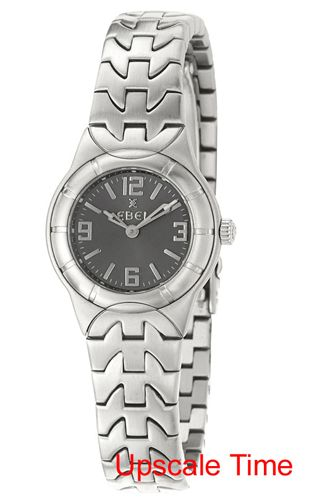 Ebel E-Type Women's Watch 9157C11-3716  Upscale Time