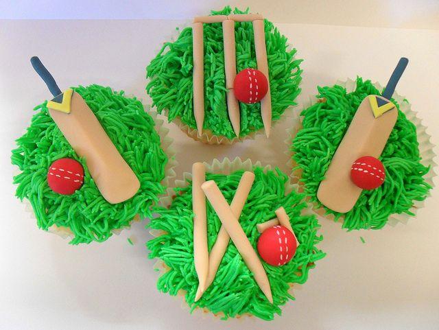 Cricket Cupcakes   Flickr - Photo Sharing!