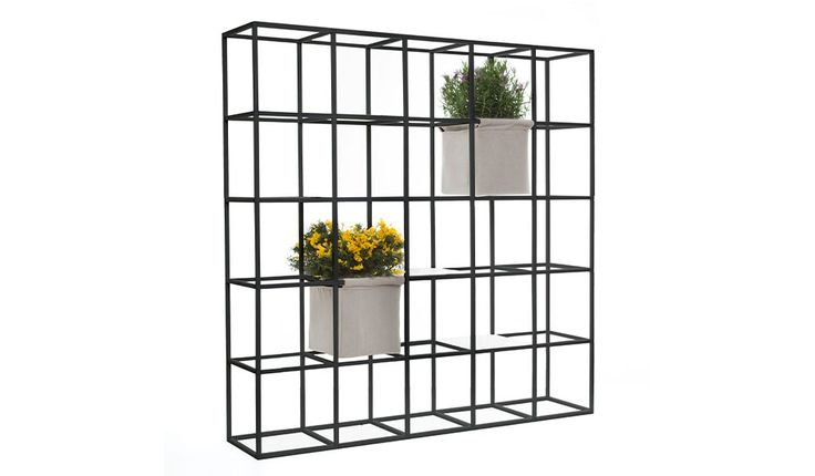 Indoor garden? Room Divider? Shelving or all 3? Whatever you want to make it – f… – INTERESTING & INNOVATIVE SHELVING IDEAS