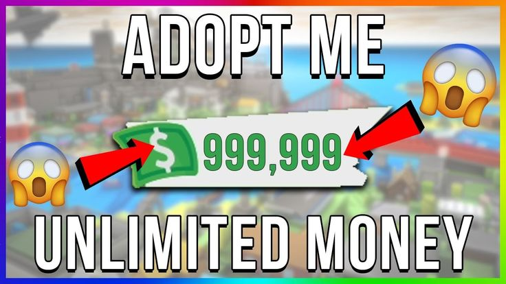 Adopt me script how to get unlimited money in roblox
