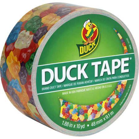 Duck Tape-Gummy Bears 10 Yds