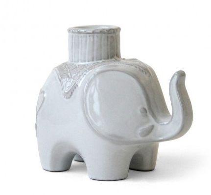 Little elephant candle holder