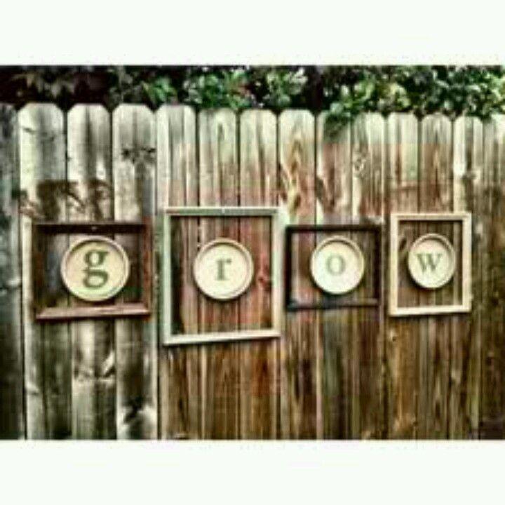 Backyard no fence decorating ideas