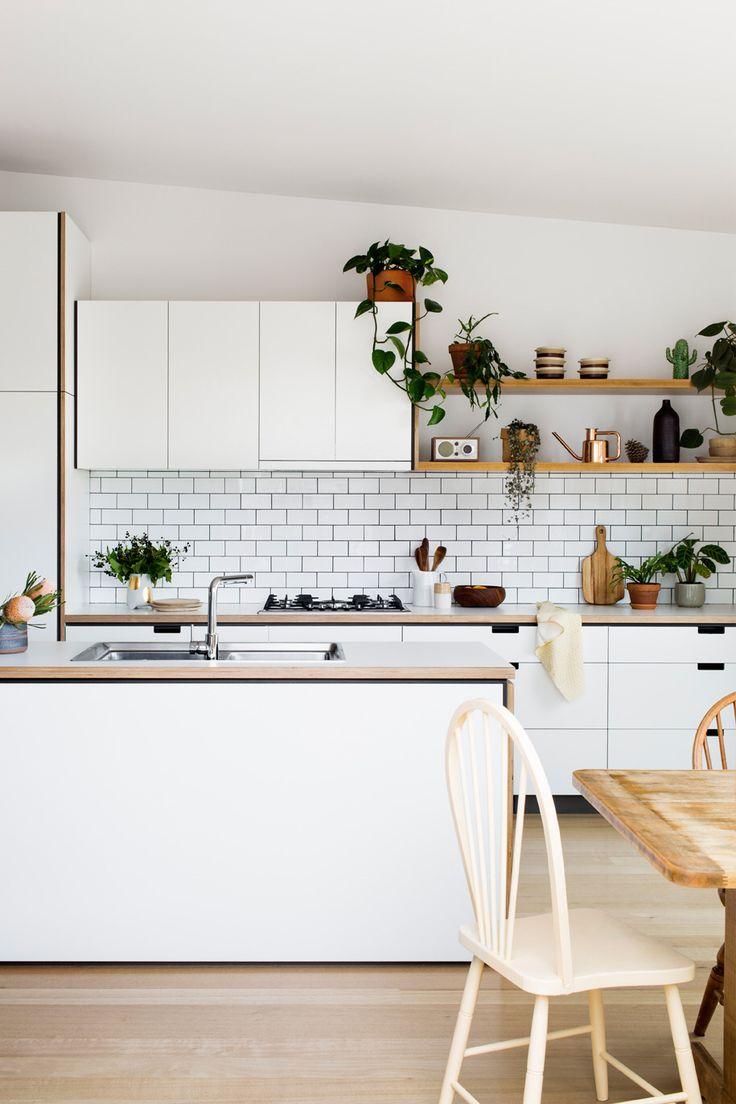Keukeninspiratie: 12x de mooiste keukens van Pinterest | Design ...