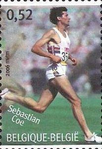 Memorial Van Damme - Sebastian Coe