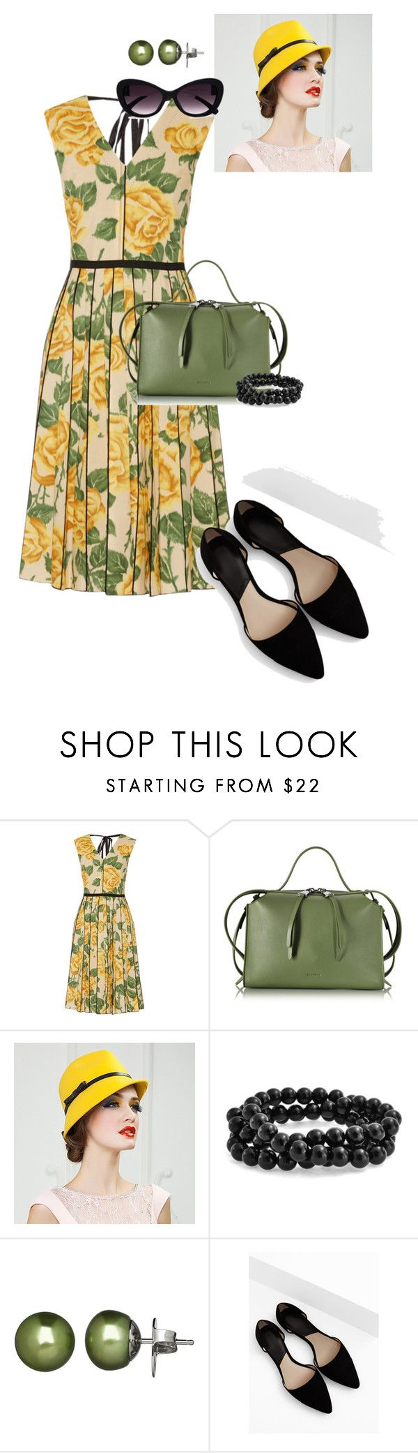 """сложный романтизм"" by zlata-402 on Polyvore featuring мода, Marc Jacobs, Jil Sander, Bling Jewelry, Honora и MANGO"