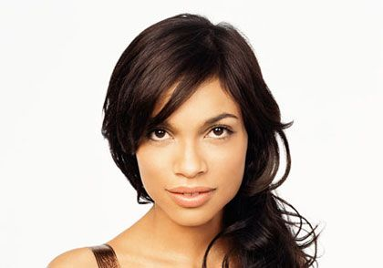 Rosario Dawson, actress (Native American, Irish, Puerto Rican, Cuban)
