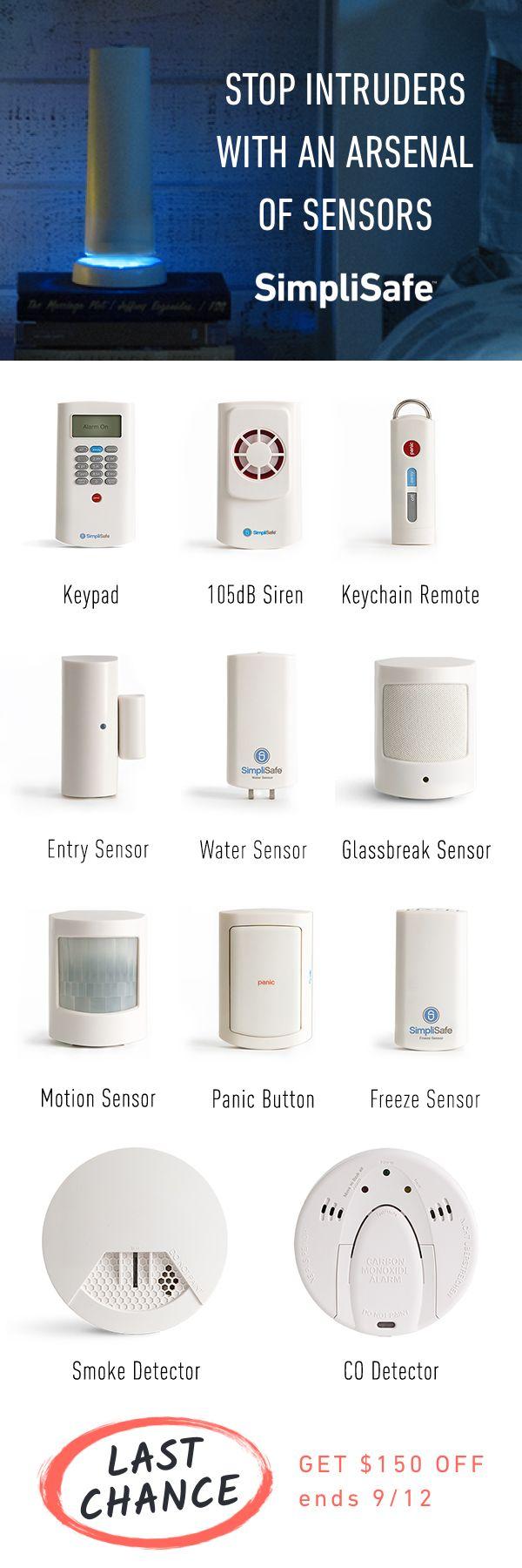 Best Diy Cellular Home Security System