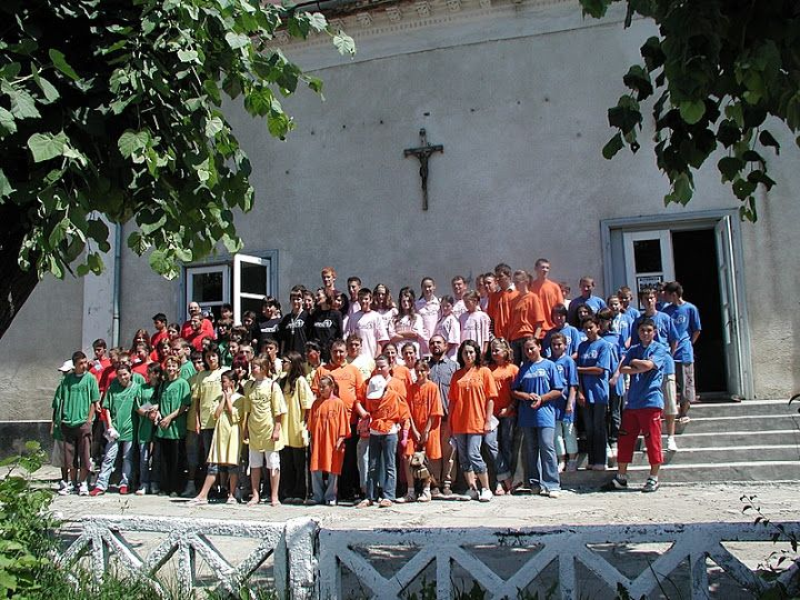 Ecumenica 2007-1 - Tabara Ecumenica - Picasa Web Albums