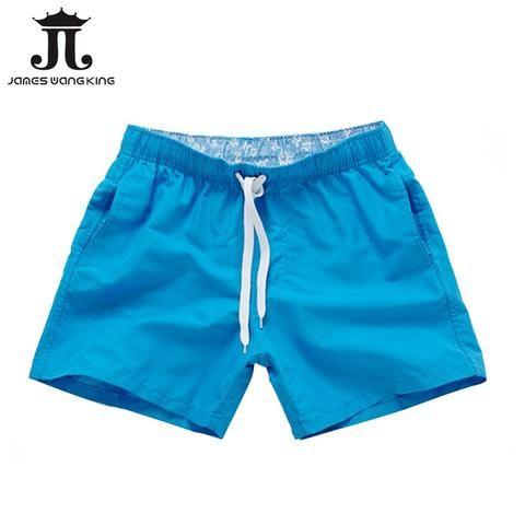 Summer Board shorts men