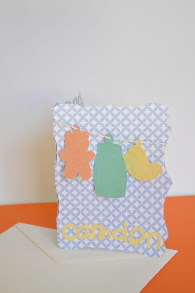 185 Best Ideas About Cricut Baby On Pinterest Cards