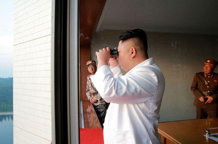 La confirmation par les Etats-Unis mardi du lancement du premier missile balistique à longue portée nord-coréen a ravivé la crainte d'une escalade de la menace. Retour sur les capacités militaires réelles de Pyongyang.