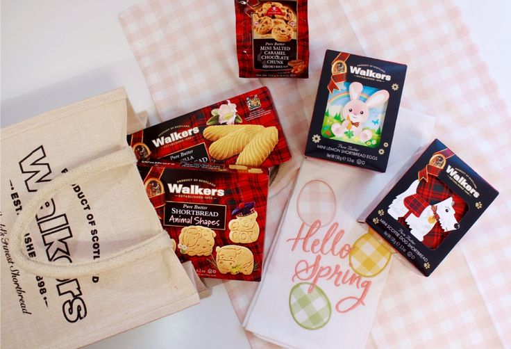 Best seller assortment gift easter gift bags walkers