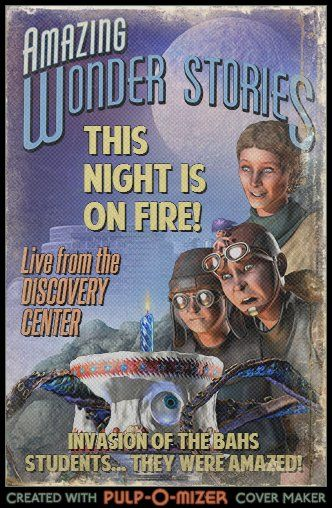 Pulp-o-Mizer: book cover generator in old sci-fi pulp-fiction style.