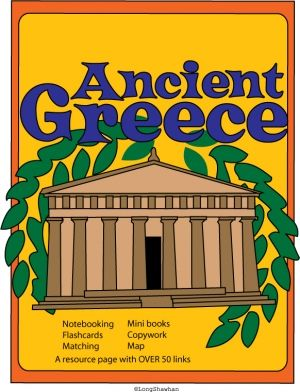 Ancient Greece Unit Study Helper