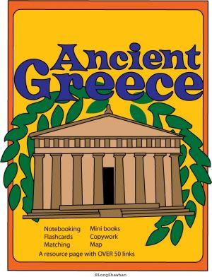 Ancient Greece Unit Study Helper