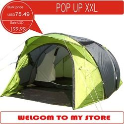 Online Shop Large pop up c&ing tent 4 person family tent very special outdoor  sc 1 st  Pinterest & The 25+ best Large pop up tent ideas on Pinterest | Tent ac Jayco ...