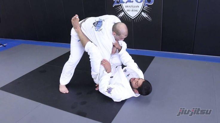 Andre Galvao, Lasso Guard Sweep With Omoplata: Jiu-Jitsu Magazine Issue #23