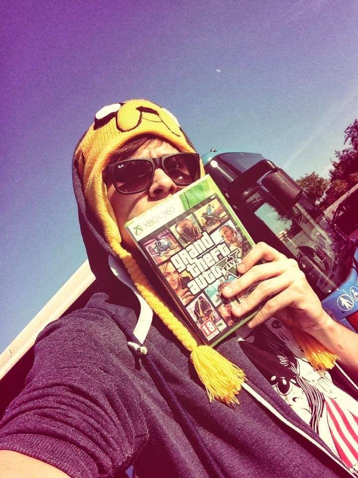 Fans de Ruben Doblas Gundersen (elrubiusomg): GTA V [Juegos del ...