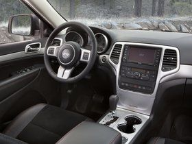 Ver foto 6 de Jeep Grand Cherokee Trailhawk 2012