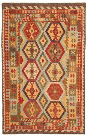 Kilim Afgán Old style szőnyeg 191x293