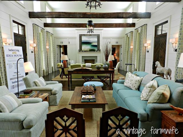 Best 25 Southern living rooms ideas on