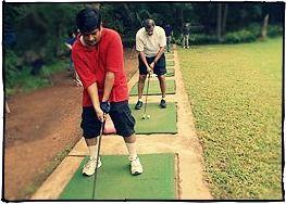 Corporate Golf Workshop