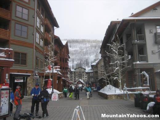 Copper Mountain Ski Resort, CO