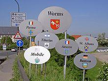 Worms, Germany - Wikipedia