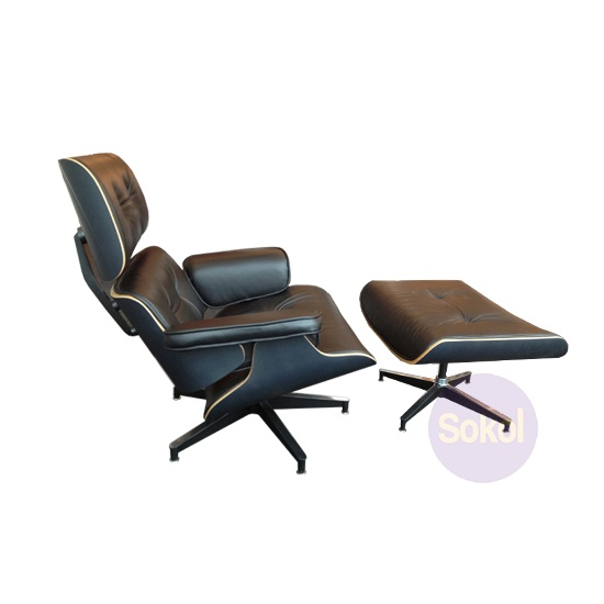 Eames Lounge & Ottoman - Limited Edition