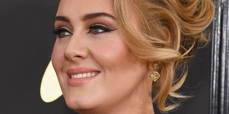 This is every single makeup product Adele wore on her face at last nights Grammys
