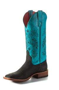 Macie Bean Women's Livin' Up To The Hyp-Po Cowgirl Boots - HeadWest Outfitters