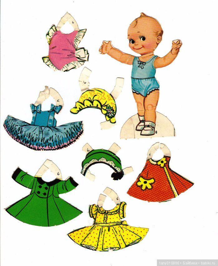 Картинки маленьких детей новорожденных девочек для бумажных куклы