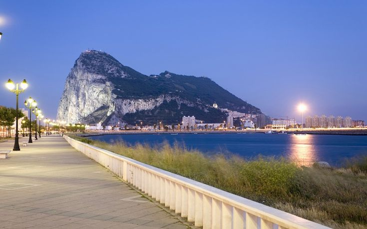 "Gibraltar  Just 6.8 square kilometres in area, and a mere hop, skip and a jump from the Costa del Sol, Gibraltar is one of Britain's most controversial remaining colonies, or ""British Overseas Territories"", as they are now known."