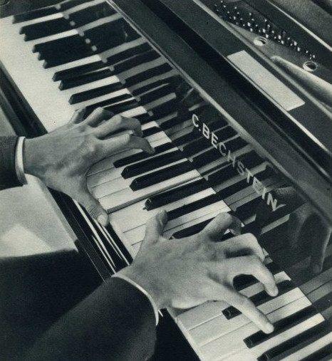 Dinu Lipatti's incredible hand span, Bucharest, 1941
