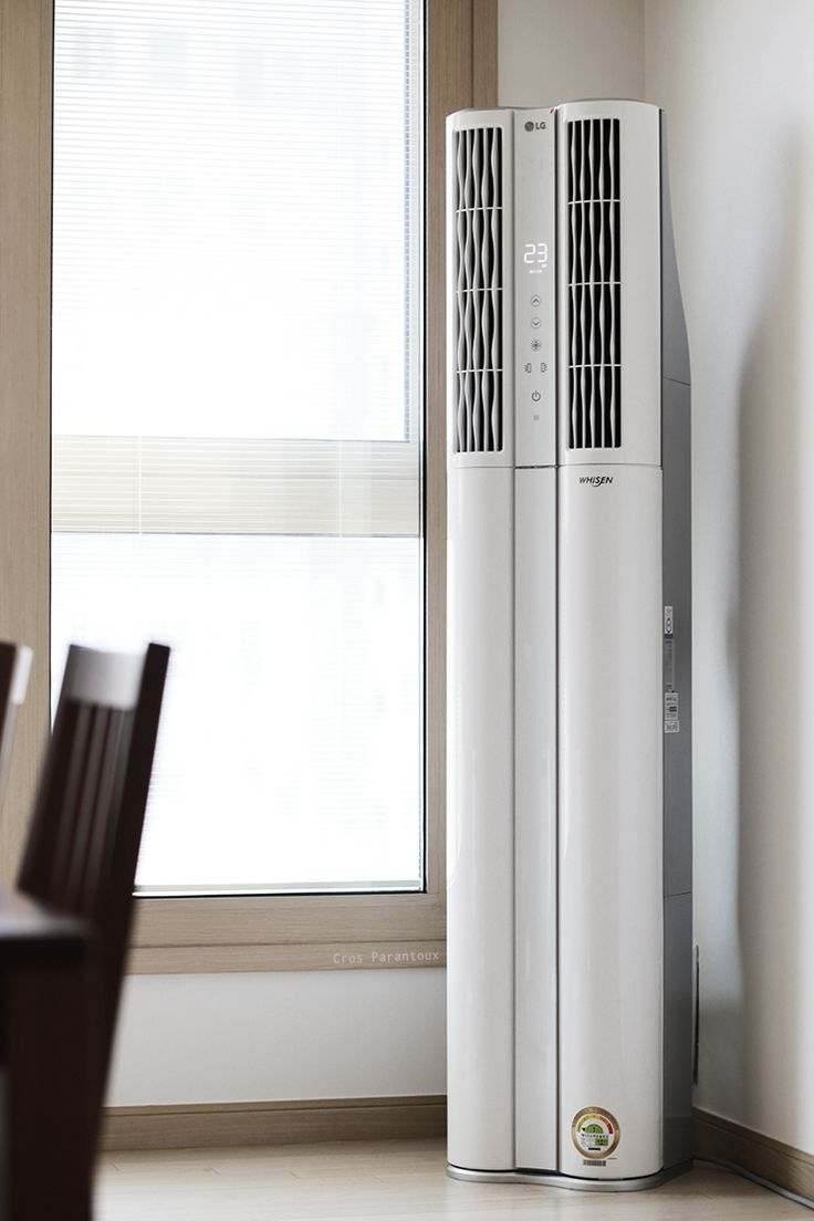 2015 LG Whisen 'Dual'  Air-conditioner