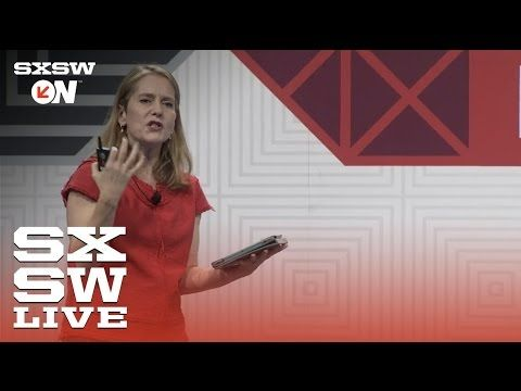 Watch SXSW On Video: Paola Antonelli's SXSW Interactive Keynote | South by Southwest 2015 Music, Film and Interactive Festivals - Austin Texas