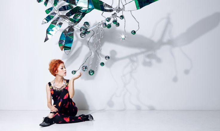 Merry Christmas! 木村カエラ × NYLON JAPAN デビュー10周年を記念して 木村カエラのアートが詰まったスペシャルな一冊が発売!