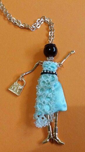 Marina - bambolina in chiacchierino by Dodi