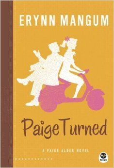 Paige Turned: A Paige Alder Novel: Erynn Mangum: 9781612913223: Amazon.com: Books
