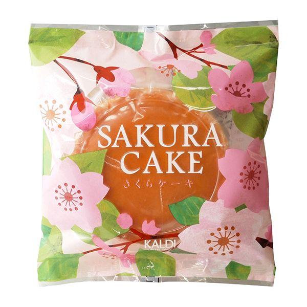 【オリジナル】 さくらケーキ