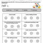 This is a reading interest inventory for both your students AND your parents to fill out! You can see how your students' feel about reading and it ...