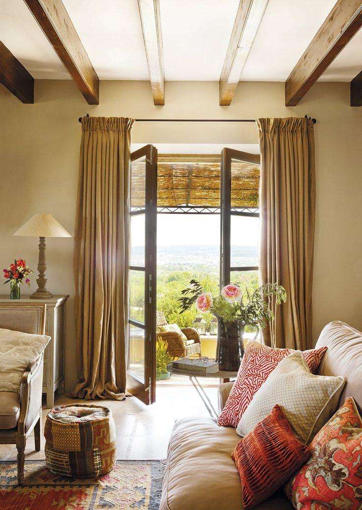 17 mejores ideas sobre salas de estar naranja en pinterest ...