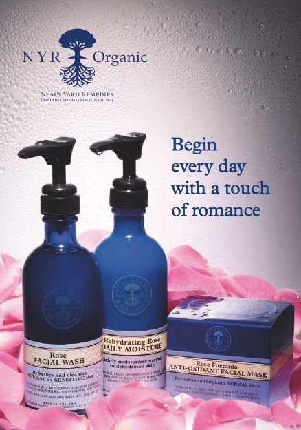 Rehydrating Rose Range for Normal skin.