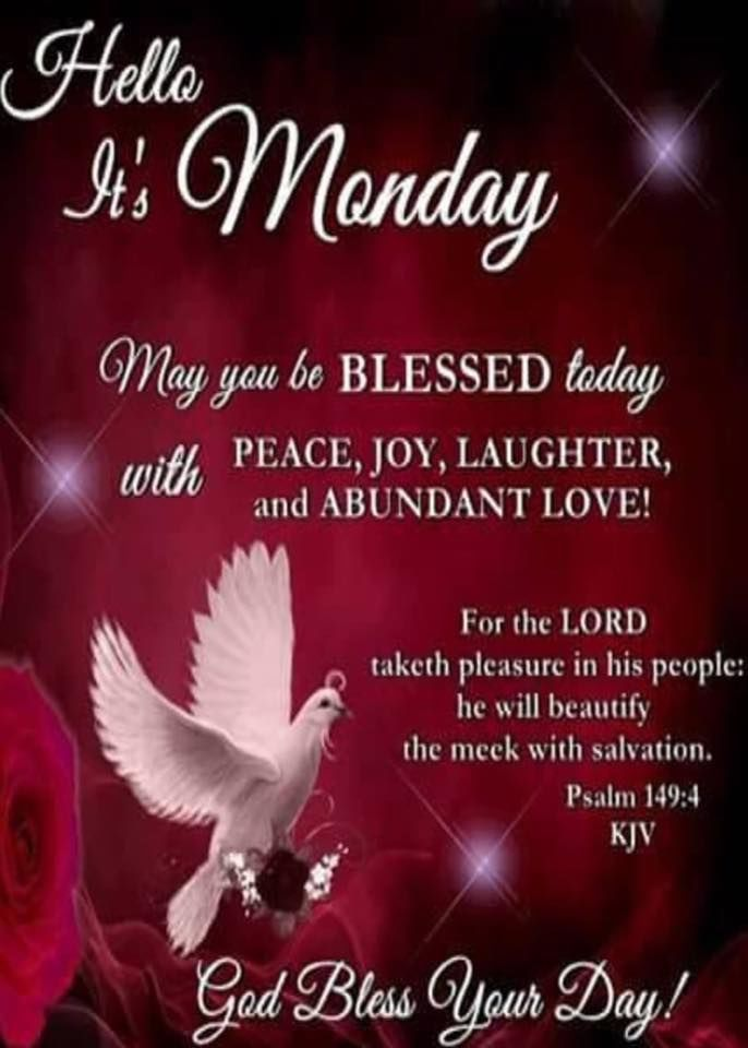 Good Morning Monday Quotes Love